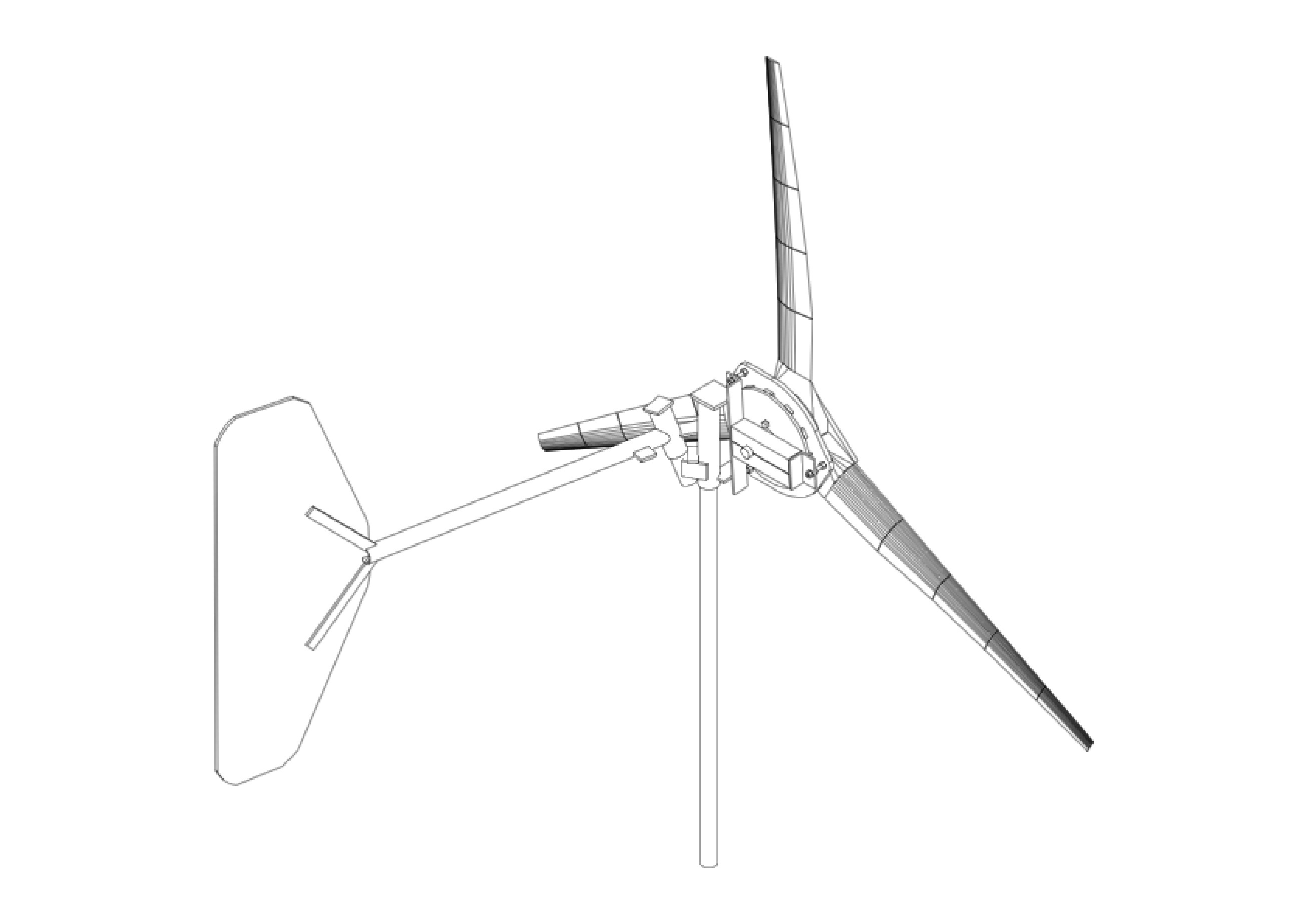 how to make a simple wind turbine