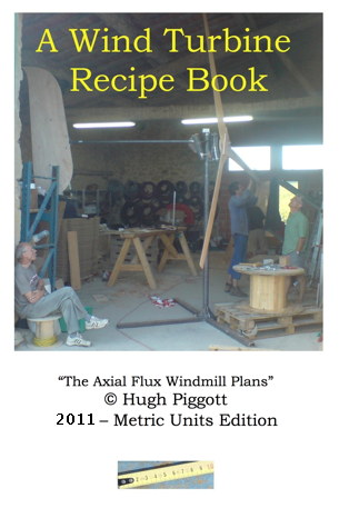 The Wind Turbine Recipe Book