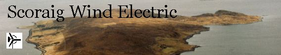 Scoraig Wind Electric's banner