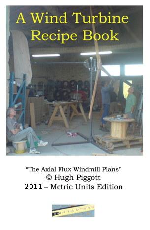 The Wind Turbine Recipe Book